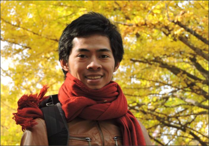 Meski dengan Nilai Pas Pasan, Jamal Sekarang Menjadi Mahasiswa Master di Hokkaido University
